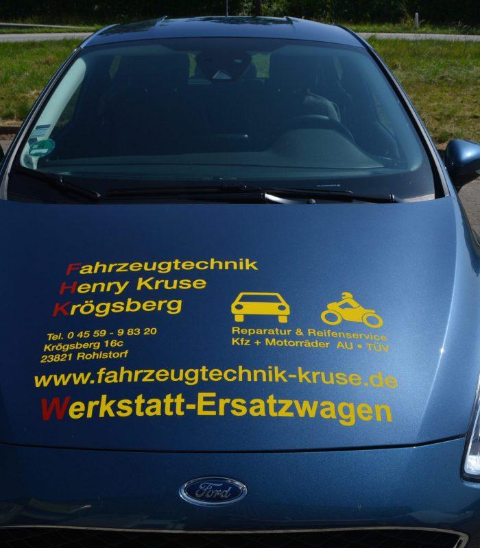 Auto Kruse Vorn